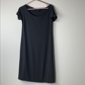 'S MaxMara Grey shift dress size small